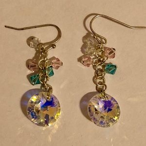 Sparkly Beaded Earrings